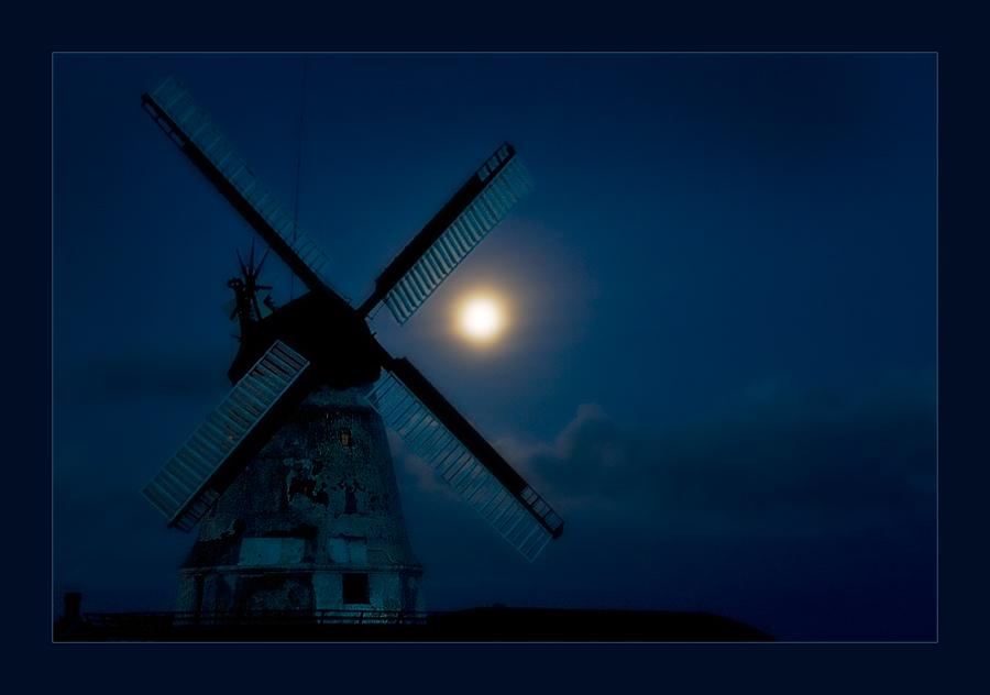Düppeler Mühle....