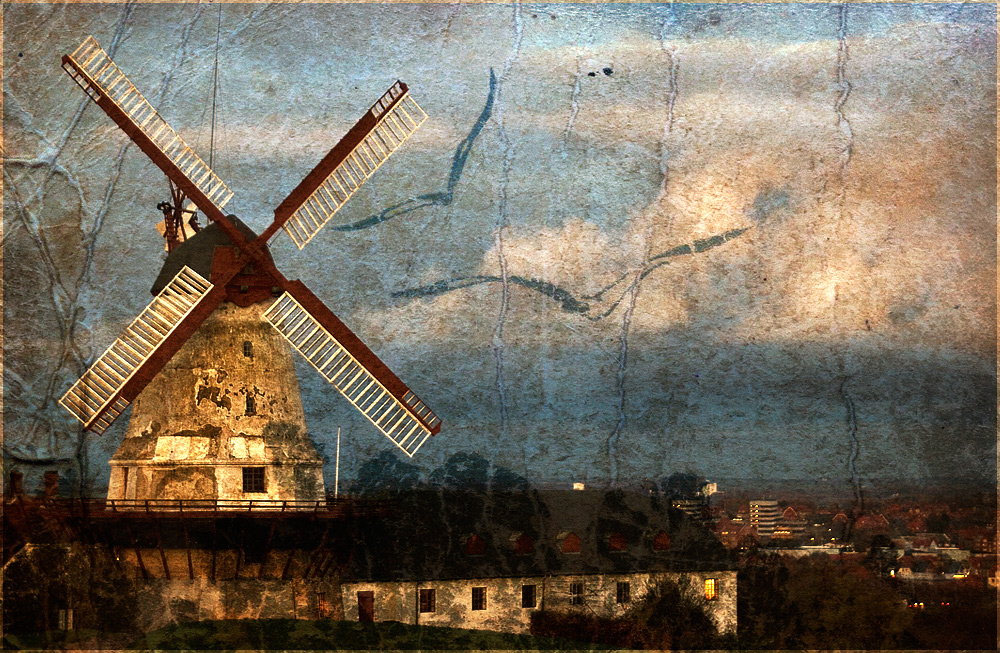 Düppeler Mühle...