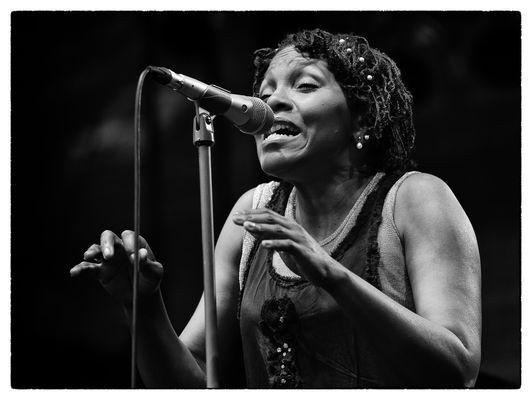 """""""Dürener Jazztage 2013"""" Carleen Anderson #1"""