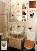 Dürfen wir es vorstellen: unser nigelnagelneues Badezimmer :-) !