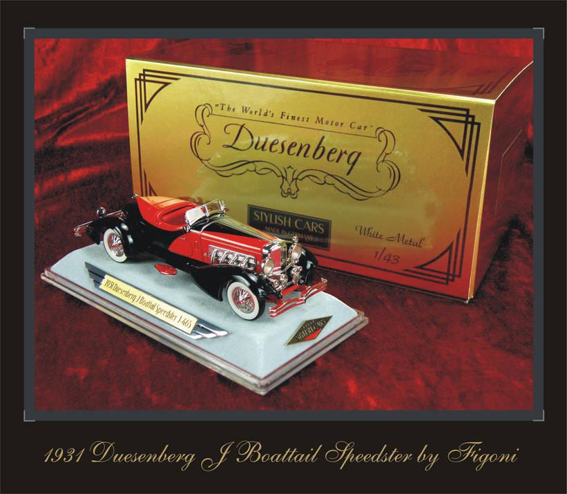 Duesenberg - STYLISH CARS