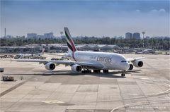 Düsseldorf Airport .... A380-800