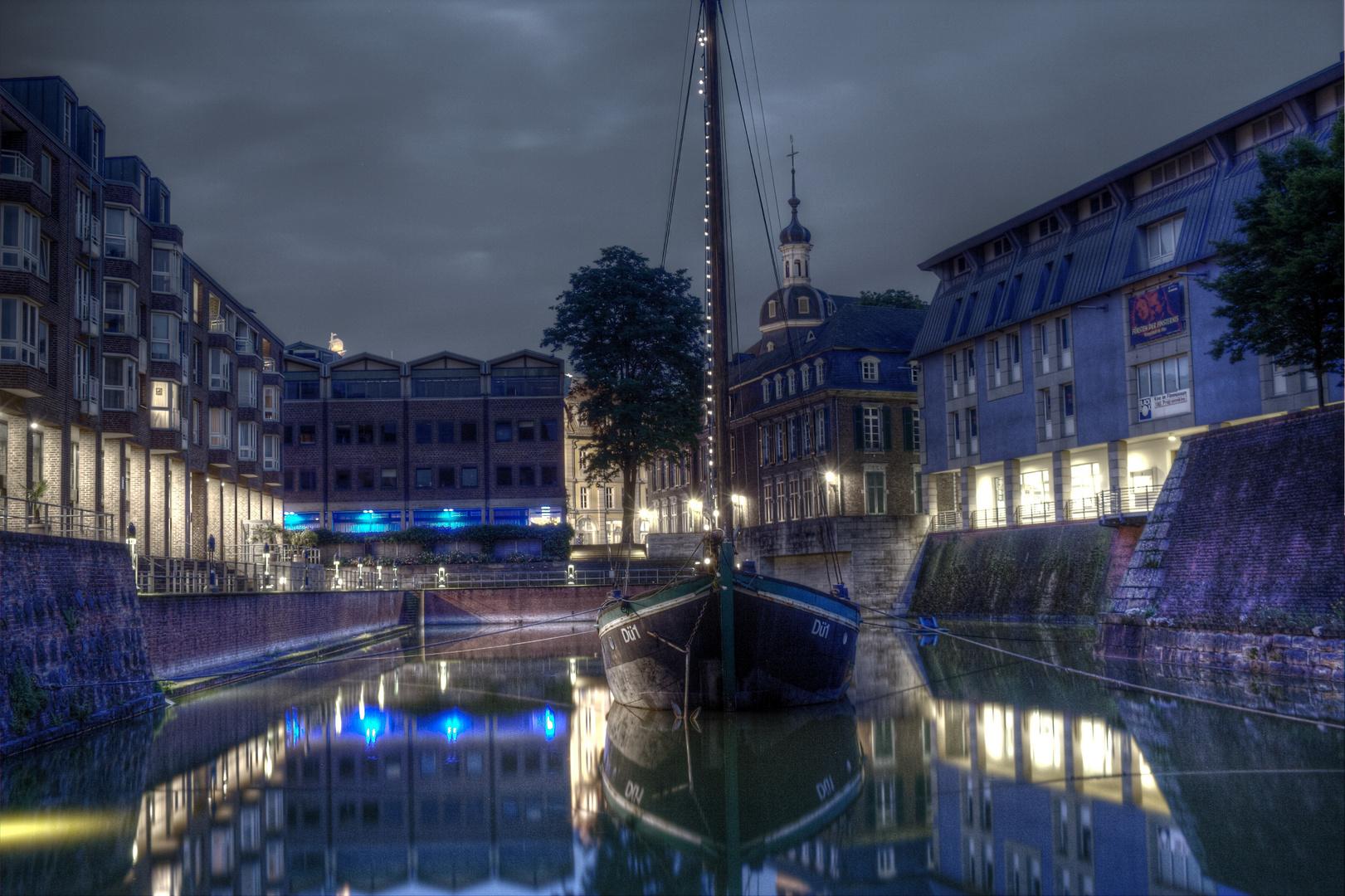 Düsseldorf - Alter Hafen