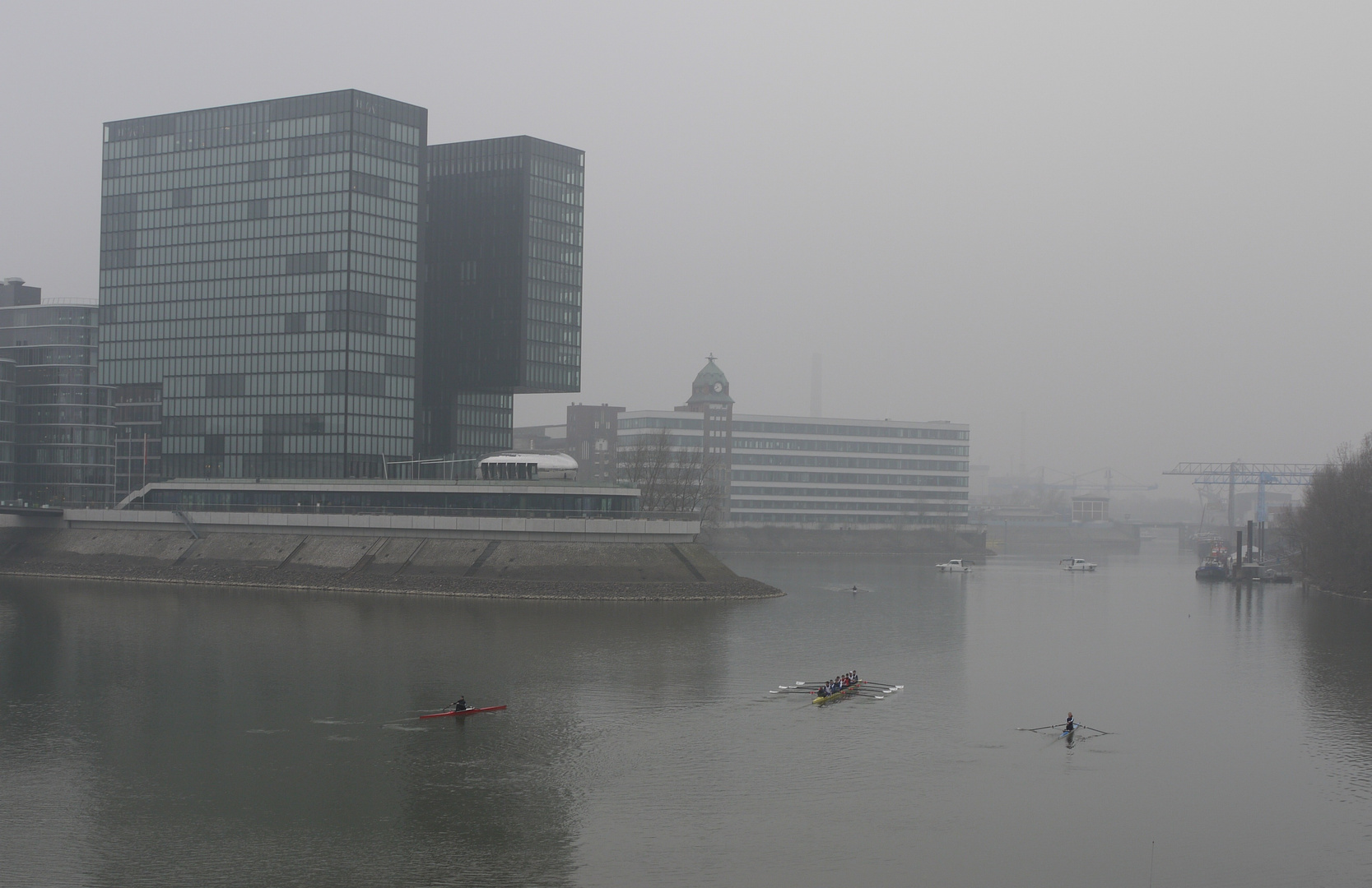 Düsseldorf (alter Hafen)