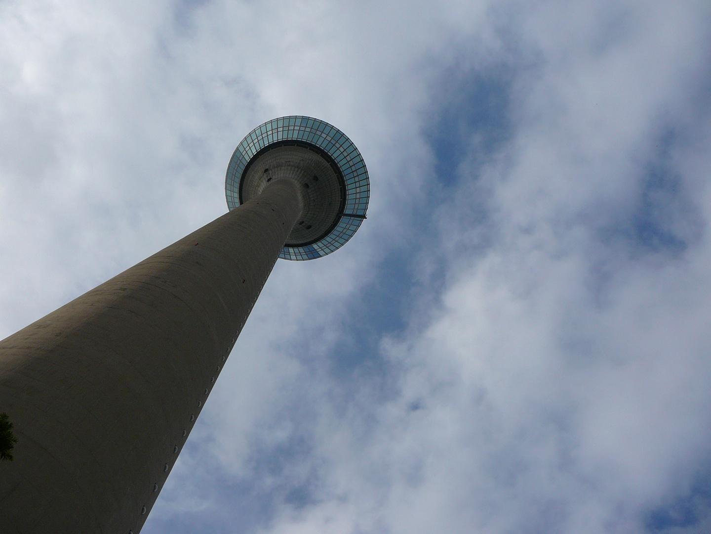 Düsseldorf am Rhein II