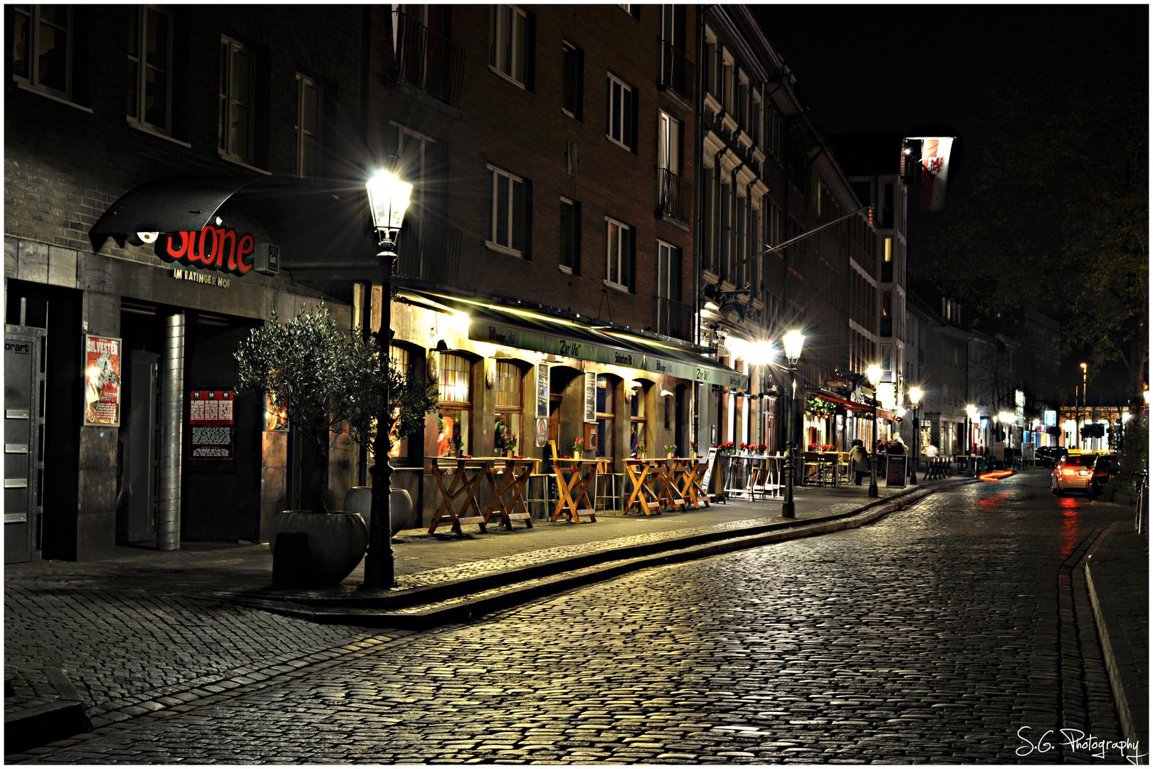 Düsseldorf bei Nacht 159