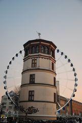 Düsseldorf Eye und Schlossturm
