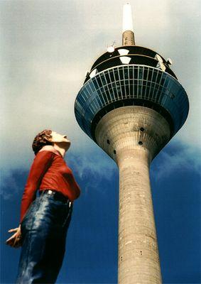 Düsseldorf - Fernsehturm