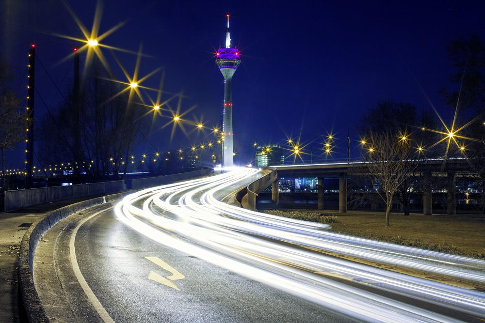 Düsseldorf - Großstadtlichter