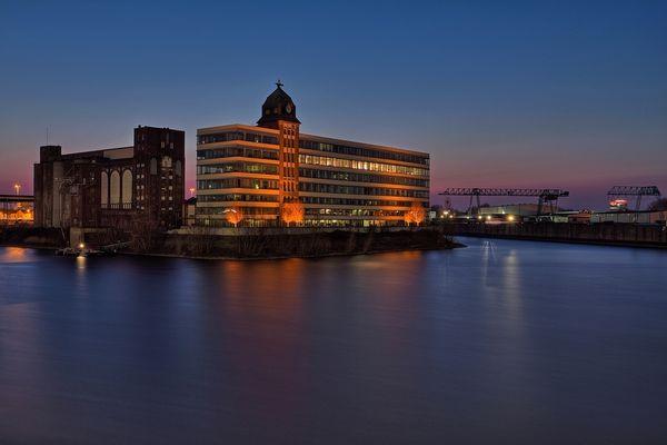 Düsseldorf - Hafen