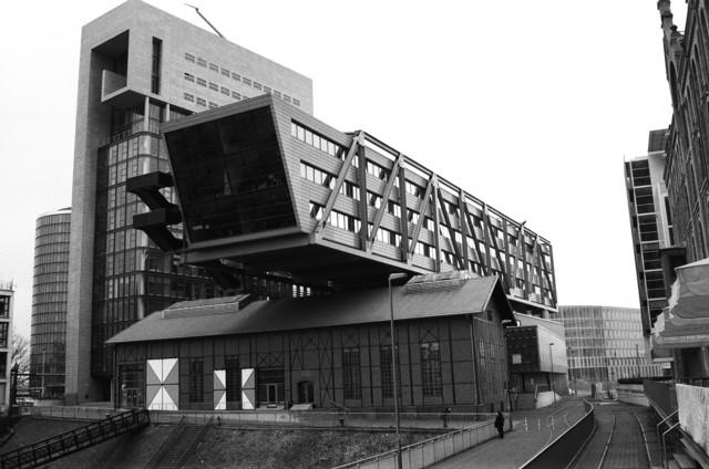 Düsseldorf Hafen VII