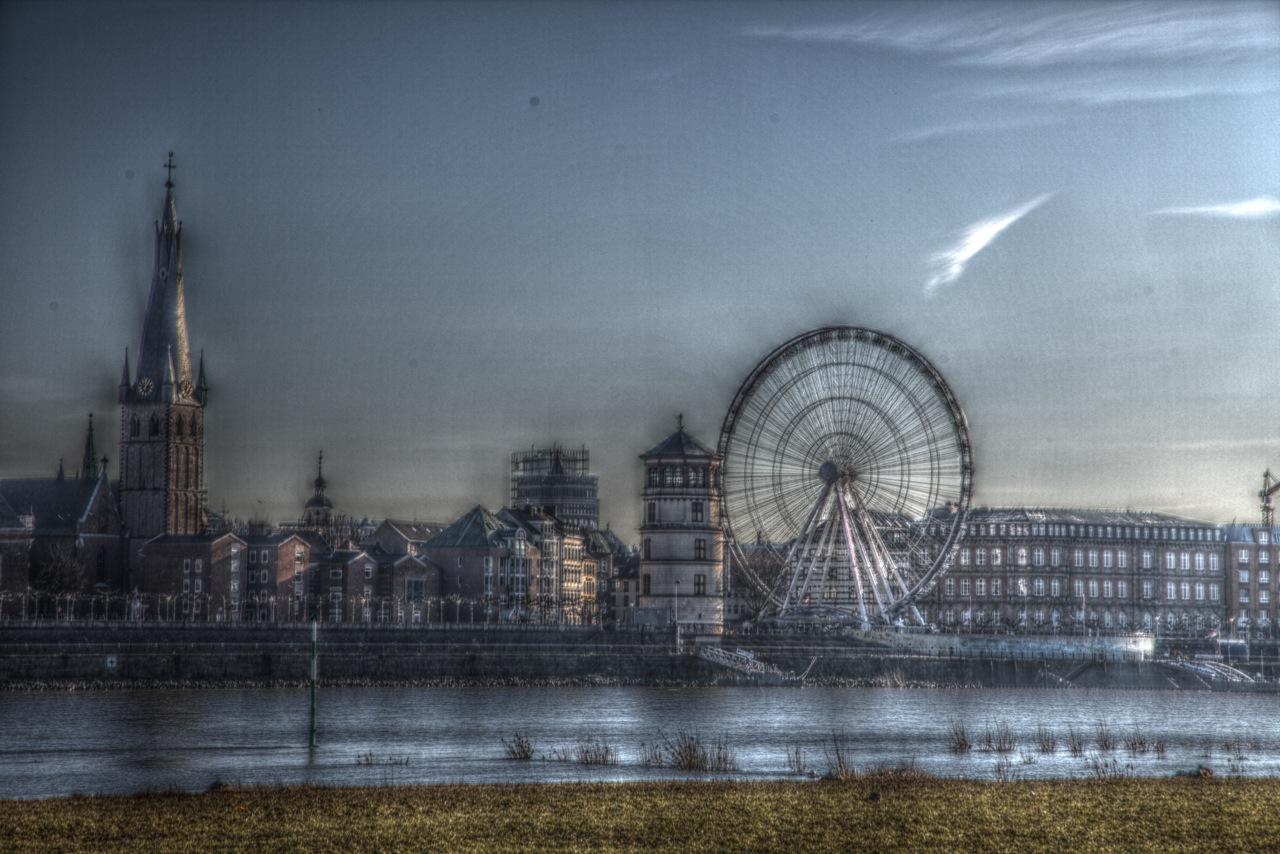 Düsseldorf HDR