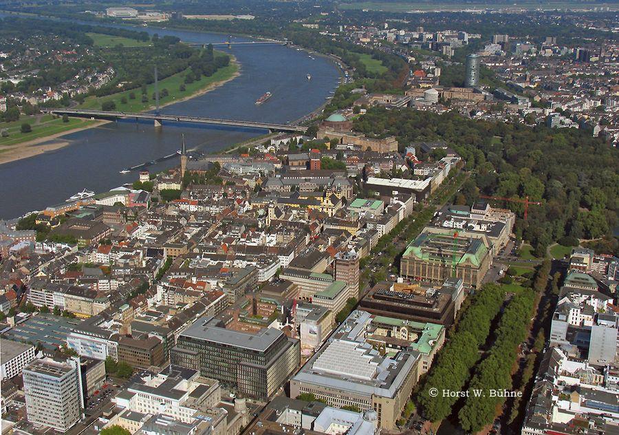 Düsseldorf, Königsallee, Altstadt