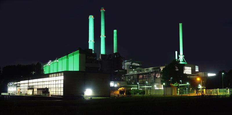 Düsseldorf Kraftwerk Lausward