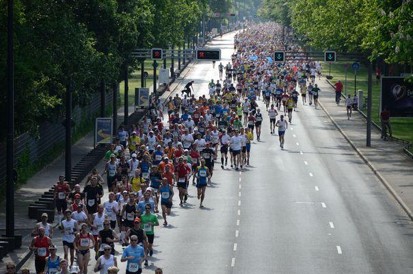 Düsseldorf Marathon 2011