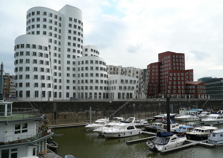Düsseldorf /// Medienhafen