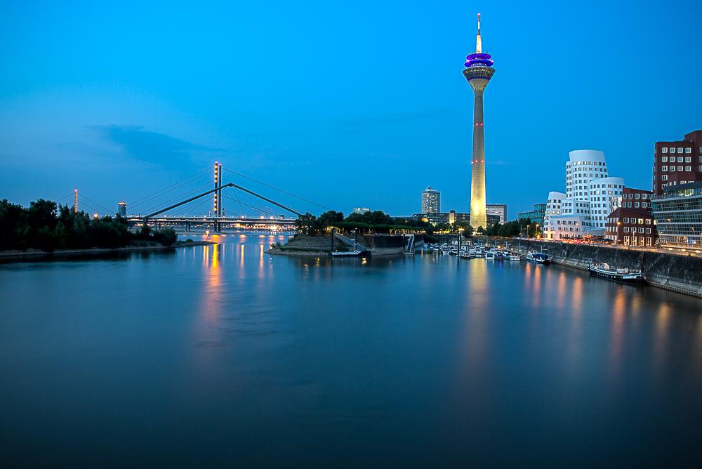 """Düsseldorf """"Medienhafen"""" II"""