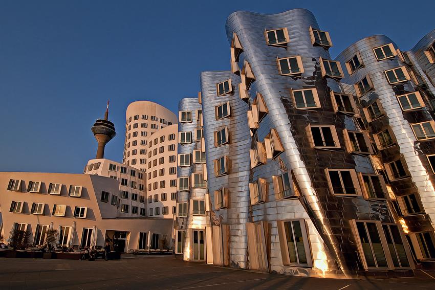 Düsseldorf Medienhafen III