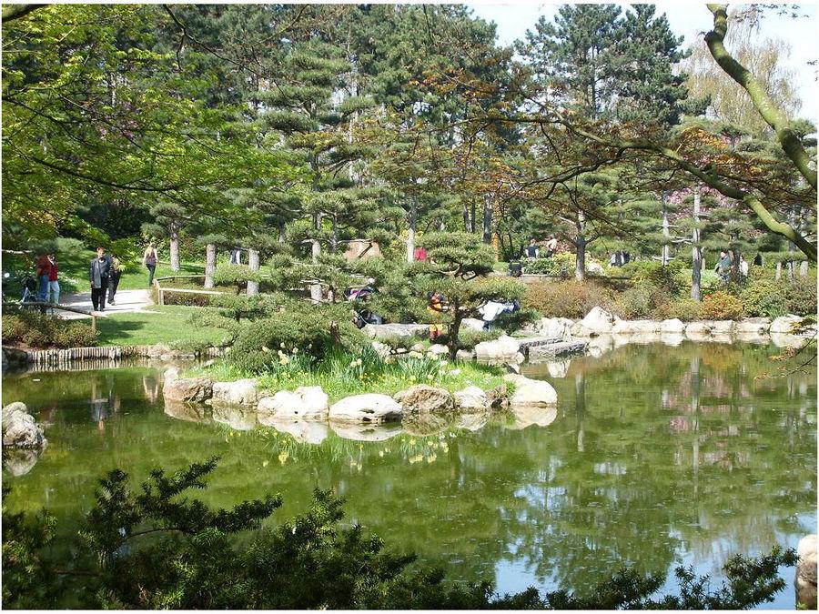 Düsseldorf (Nordpark/japanischer Garten 2)