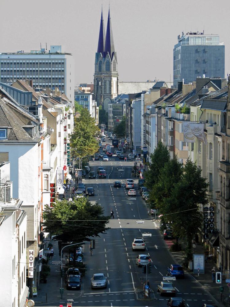 D Sseldorf Oststra E Foto Bild Deutschland Europe