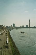Düsseldorf Promenade