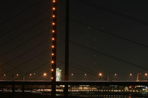 Düsseldorf Rheinbrücke