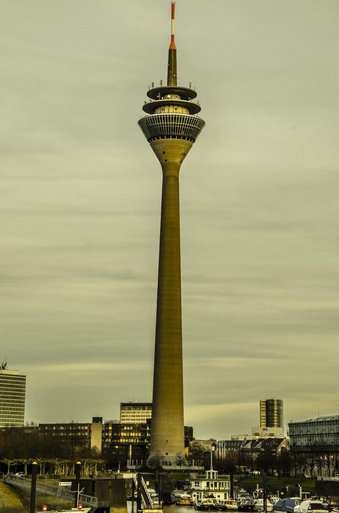 Düsseldorf - Rheintower