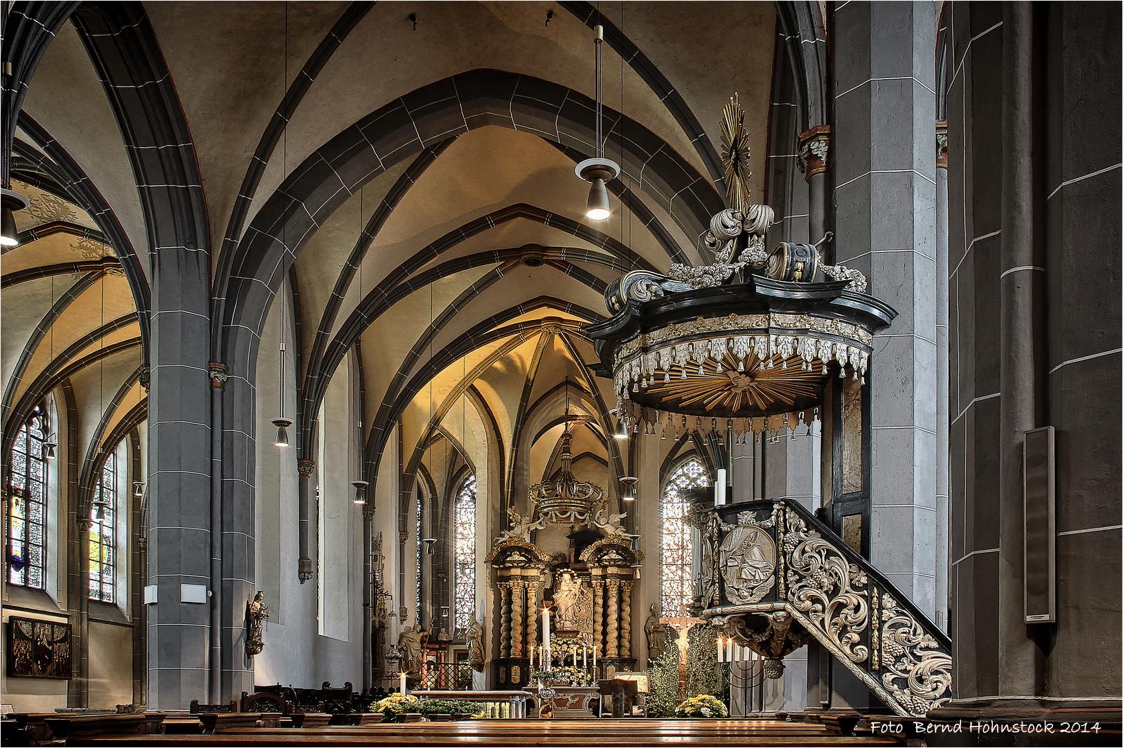 Düsseldorf St. Lambertus ....
