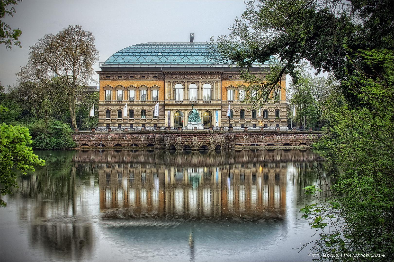 Düsseldorf Ständehaus ....