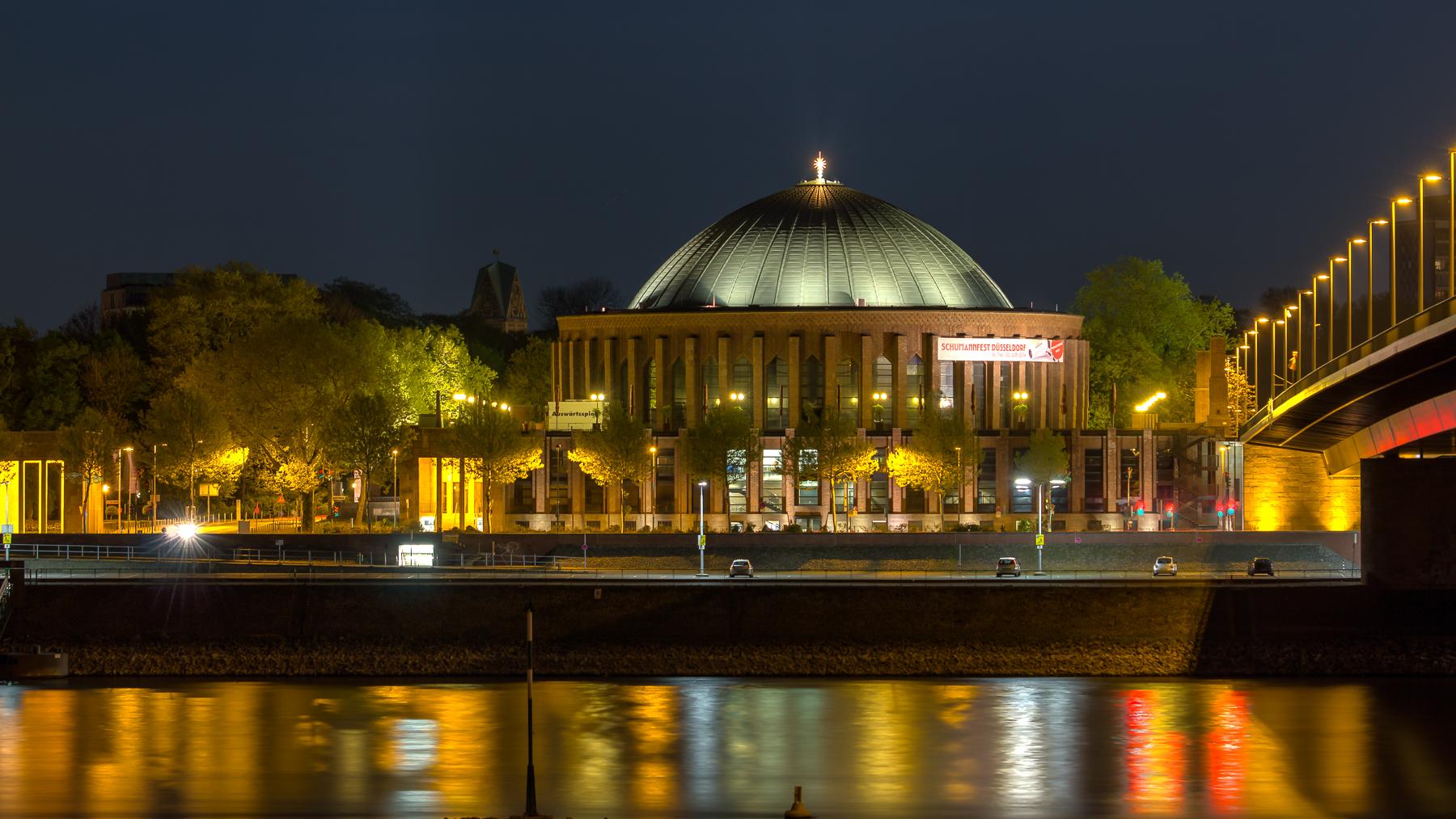 Düsseldorf Tonhalle