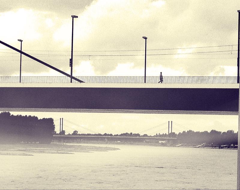 Düsseldorfer Brücken...
