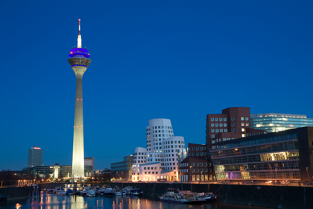Düsseldorfer Hafen