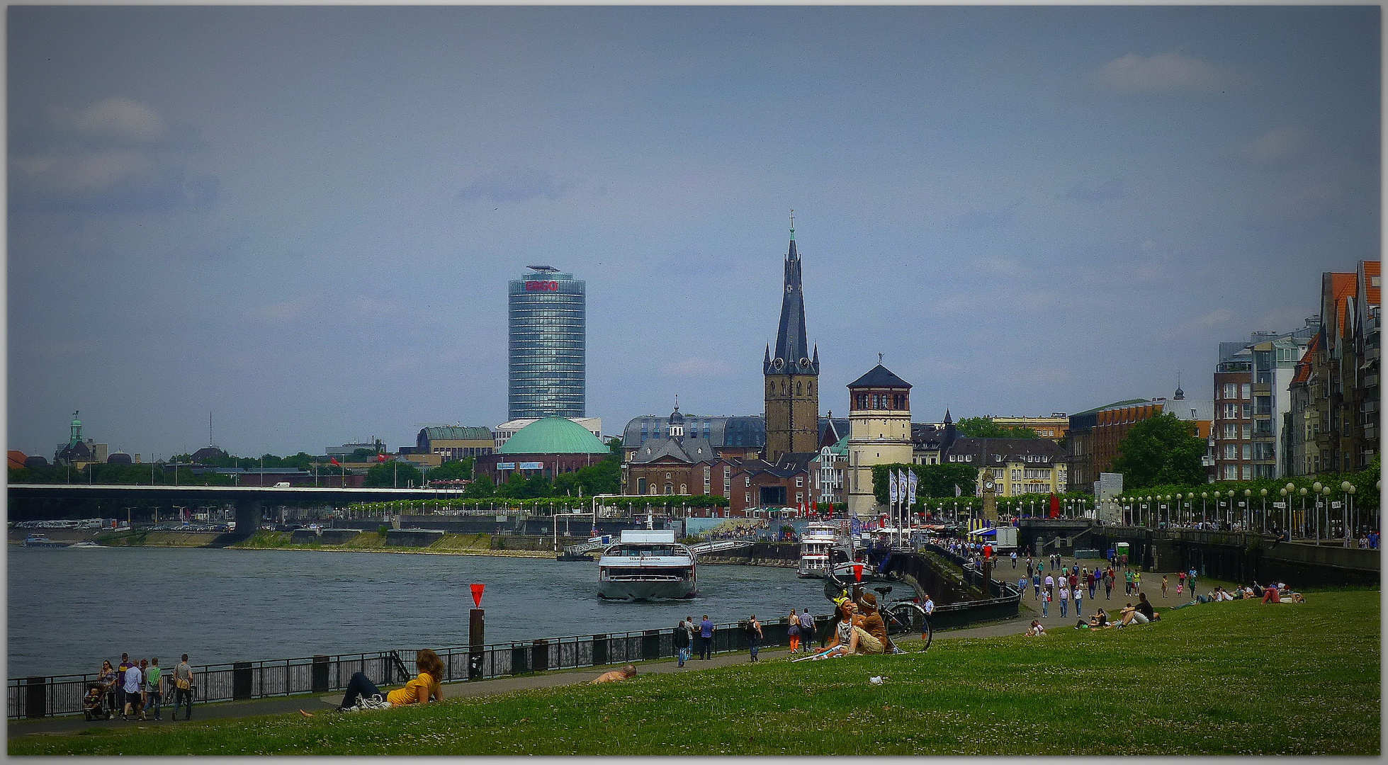 Düsseldorfer Sommer