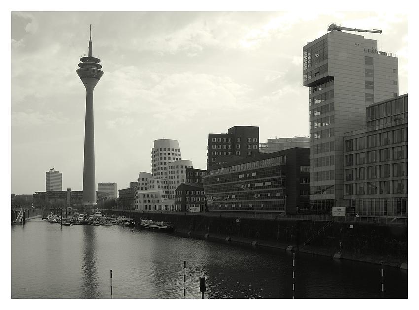 Düsseldorfer Stadtansichten III
