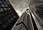 düstere City