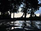 ... düstere Wasser