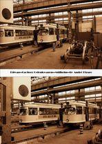 Düwag 6achser im Mülheimer Depot - by André Pizaro
