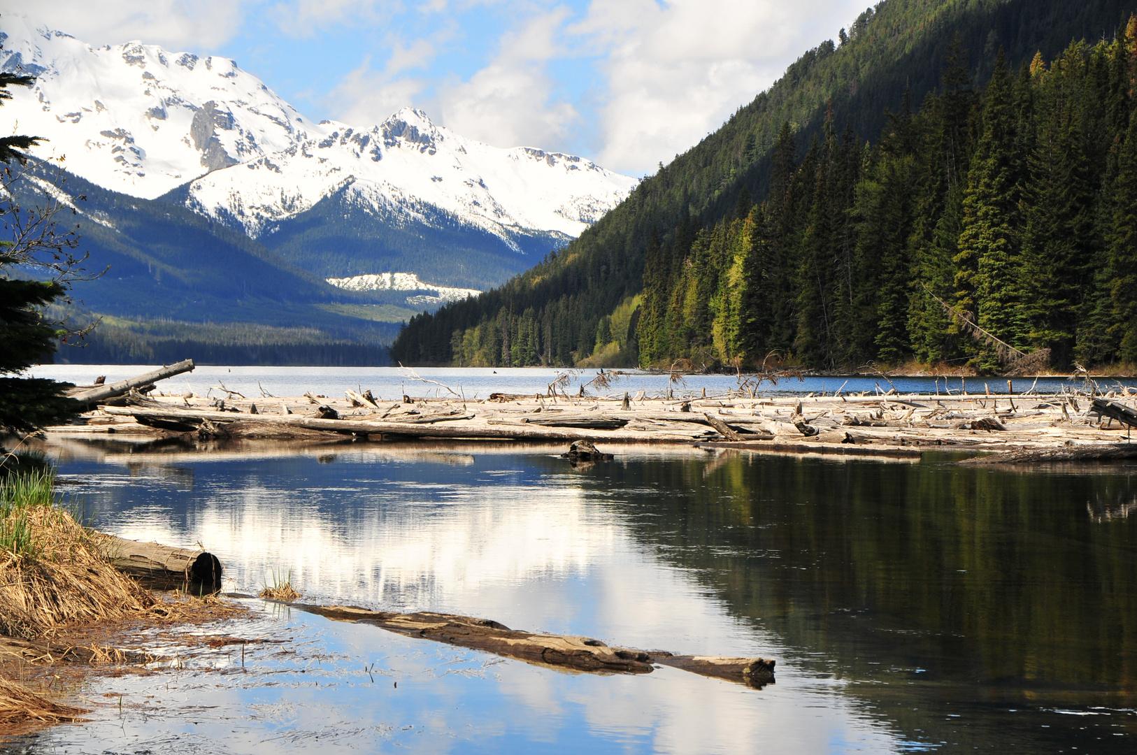 Duffy Lake am Highway 99