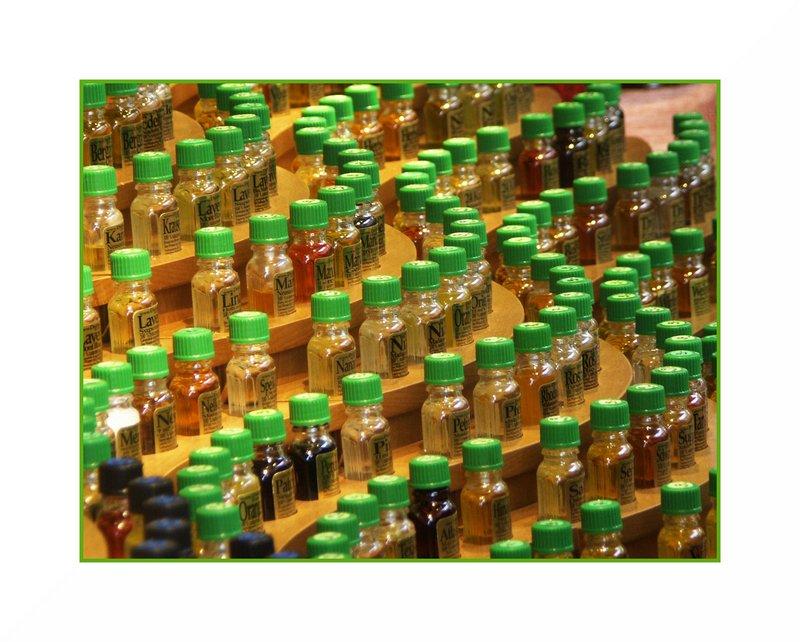 Duft in Flaschen