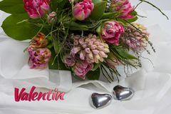 Duftige Valentinstaggrüße...