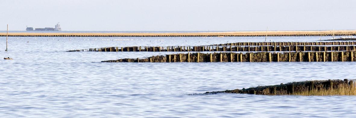 Duhnen - Blick auf die Nordsee