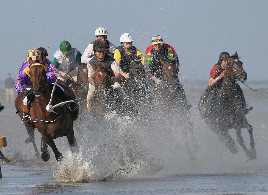 Duhner Wattrennen 2005 - Rennen 11