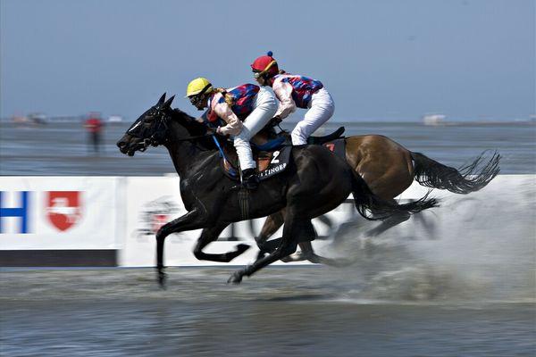 Duhner Wattrennen 2006