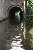 duikvaar in de diemen in Den Bosch