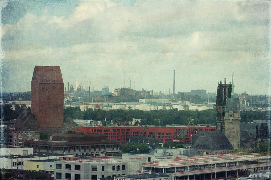 Duisburg, alt und neu