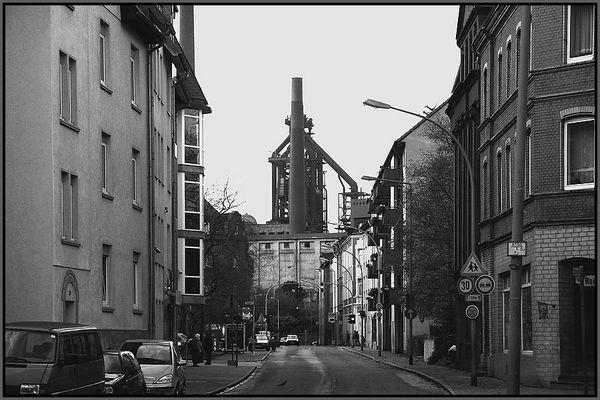 Duisburg-Bruckhausen / TKS Hochofen 4 / 16.12.2005 / 15:00