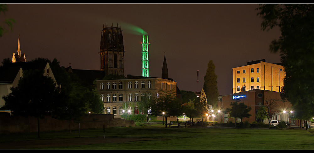 Duisburg by Night