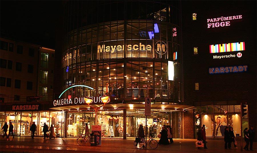 Duisburg City