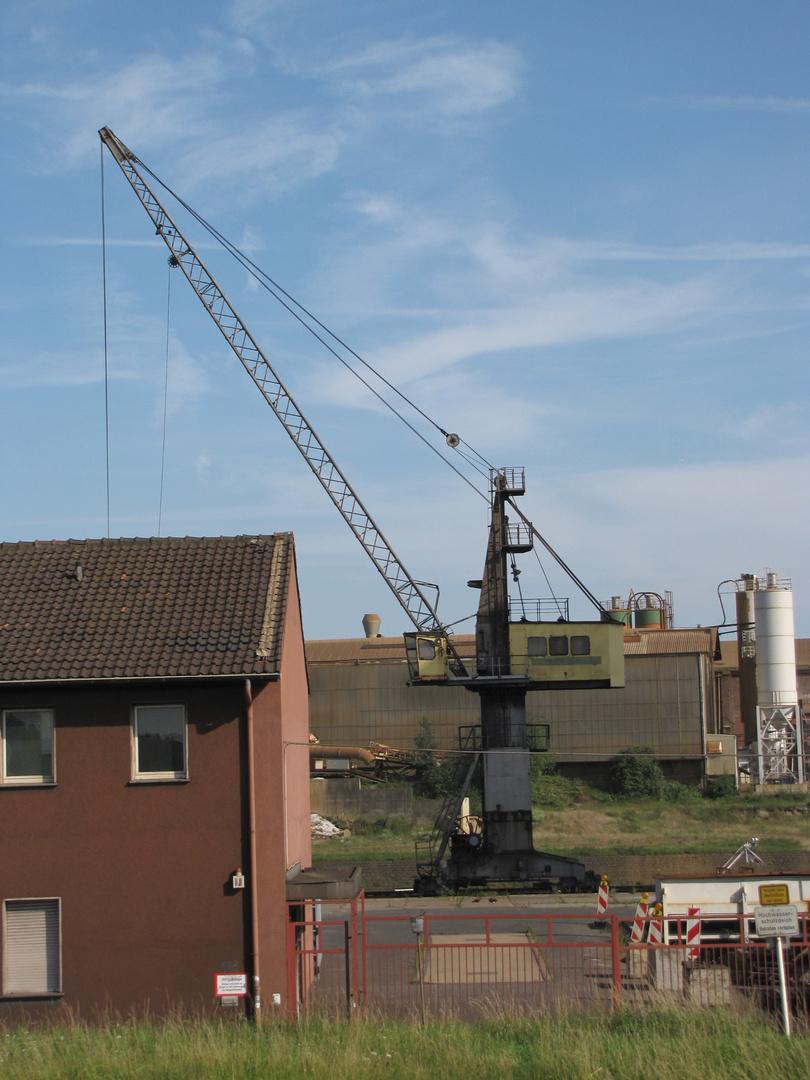 Duisburg gesehen