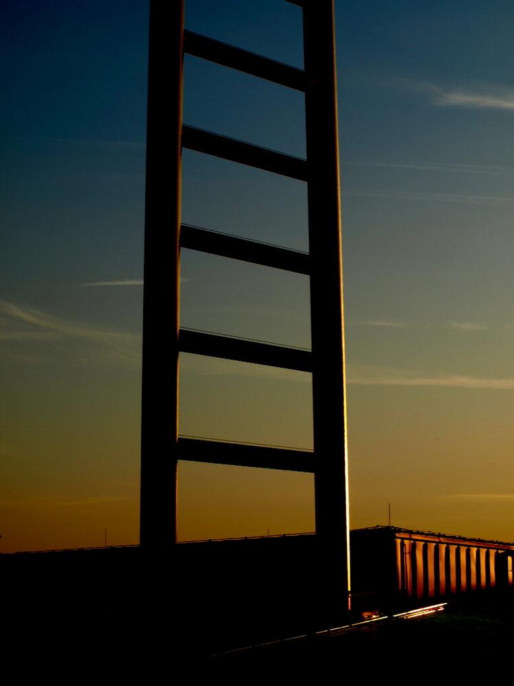 Duisburg - Goldene Leiter